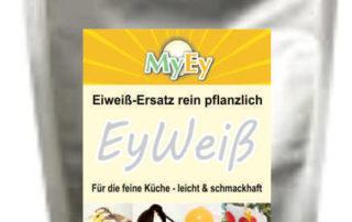 EyWeiß - Ei-Ersatz von MyEy